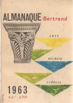 ALMANAQUE BERTRAND-1963