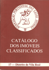 CATÁLOGO DOS IMÓVEIS CLASSIFICADOS-DISTRITO DE VILA REAL