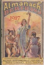 ALMANAQUE BERTRAND-1927
