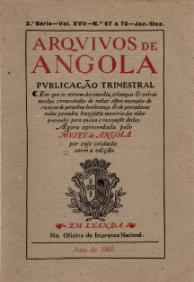 ARQUIVOS DE ANGOLA