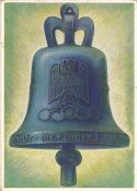 POSTAL Nº1 DA COLECÇÃO DOS JOGOS OLÍMPICOS DE BERLIM, EM 1936