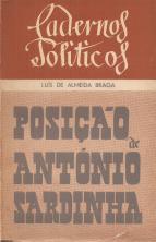 POSIÇÃO DE ANTÓNIO SARDINHA
