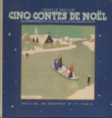 CINQ CONTES DE NOEL