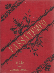 PASSATEMPO-REVISTA ILLUSTRADA QUINZENAL