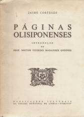PÁGINAS OLISIPONENSES
