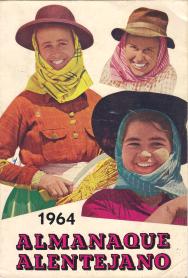 ALMANAQUE ALENTEJANO-1964