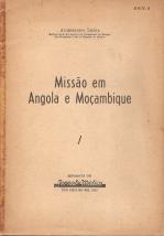 MISSÃO EM ANGOLA E MOÇAMBIQUE