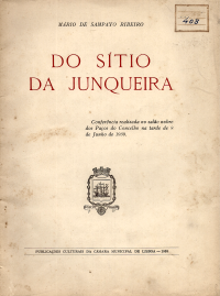 DO SÍTIO DA JUNQUEIRA