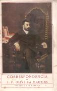 CORRESPONDÊNCIA DE J.P. OLIVEIRA MARTINS
