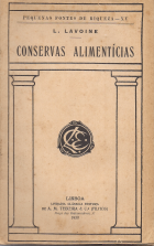 CONSERVAS ALIMENTÍCIAS (PROCESSOS CASEIROS)