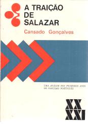 A TRAIÇÃO DE SALAZAR-UMA ANÁLISE DOS PRIMEIROS ANOS DO FASCISMO PORTUGUÊS