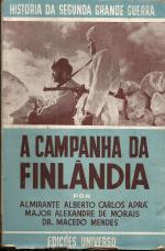 A CAMPANHA DA FINLÂNDIA