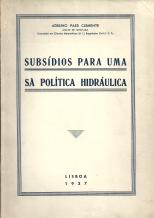 SUBSÍDIOS PARA UMA SÃ POLÍTICA HIDRÁULICA