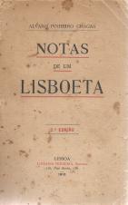 NOTAS DE UM LISBOETA