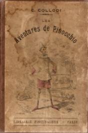 LES AVENTURES DE PINOCCHIO-HISTOIRE D´UNE MARIONNETTE