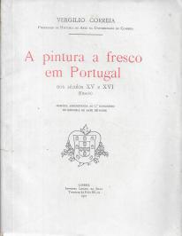 A PINTURA A FRESCO EM PORTUGAL NOS SÉCULOS XV E XVI-