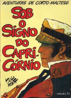 CORTO MALTESE-SOB O SIGNO DO CAPRICÓRNIO -