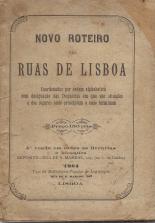 NOVO ROTEIRO DAS RUAS DE LISBOA ANTIGAS E MODERNAS...