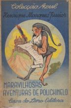 MARAVILHOSAS AVENTURAS DE POLICHINELO E OUTROS CONTOS