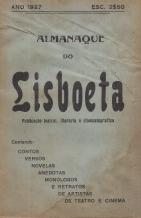 ALMANAQUE DO LISBOETA-PUB. TEATRAL, LITERARIA E CINEMATOGRÁFICA