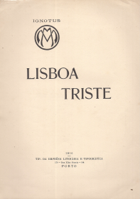 LISBOA TRISTE