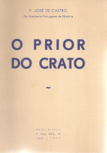O PRIOR DO CRATO