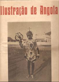 ILUSTRAÇÃO DE ANGOLA-REVISTA DE PROPAGANDA E ACTUALIDADES DA COLÓNIA