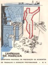 CAMPANHA NACIONAL DE PREVENÇÃO DE ACIDENTES DE TRABALHO E DOENÇAS PROFISSIONAIS