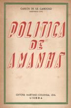 POLÍTICA DE AMANHÃ