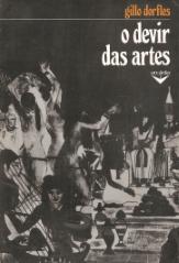 O DEVIR DAS ARTES