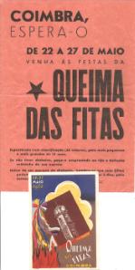 COIMBRA-QUEIMA DAS FITAS