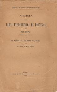NOTÍCIA SOBRE A CARTA HYPSOMETRICA DE PORTUGAL