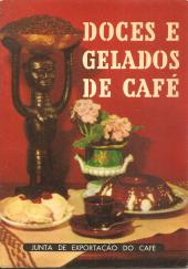 DOCES E GELADOS DE CAFÉ