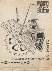 INSTITUTO INDUSTRIAL DO PORTO-QUEIMA DAS FITAS 1943