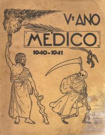 Vº ANO MÉDICO(1940-1)-LIVRO DE CURSO