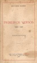 PRIMEIROS VERSOS (1882-89)