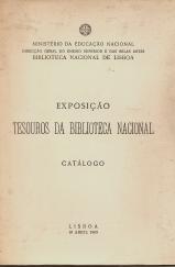 TESOUROS DA BIBLIOTECA NACIONAL-EXPOSIÇÃO