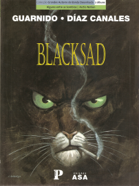 BLACKSAD - ALGURES ENTRE AS SOMBRAS - ARTIC-NATION