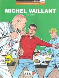 MICHEL VAILLANT - O 8ºPILOTO - SUSPENSE EM INDIANÁPOLIS
