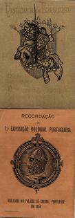 MINIATURA DE PROMOÇÃO COMERCIAL DA HISTÓRIA DE PORTUGAL, DE DAMIÃO PERES E ELEUTÉRIO CERDEIRA