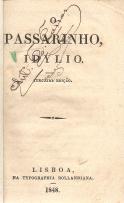 O PASSARINHO, IDYLIO