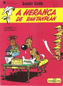LUCKY LUKE - A HERANÇA DE RANTANPLAN