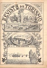 REVISTA DE TURISMO - PUBLICAÇÃO MENSAL DE TURISMO, PROPAGANDA, VIAGENS, NAVEGAÇÃO, ARTE E LITERATURA