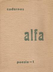 CADERNOS ALFA - POESIA