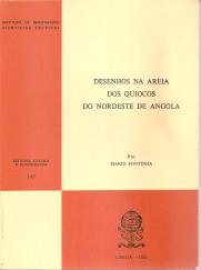 DESENHOS NA AREIA DOS QUIOCOS DO NORDESTE DE ANGOLA