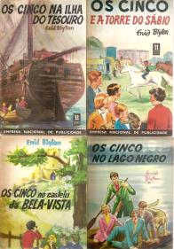 AS AVENTURAS DOS CINCO-