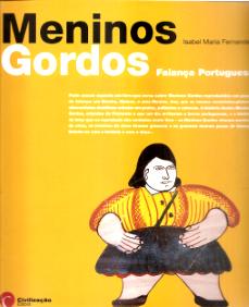 MENINOS GORDOS - FAIANÇA PORTUGUESA
