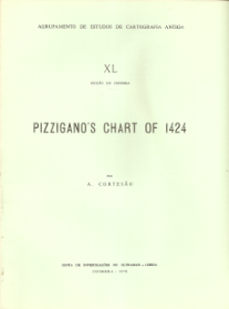 PIZZIGANO´S CHART OF 1424