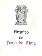 ARQUIVO DE PONTE DE LIMA