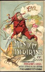 ALMANAQUE BERTRAND-1912